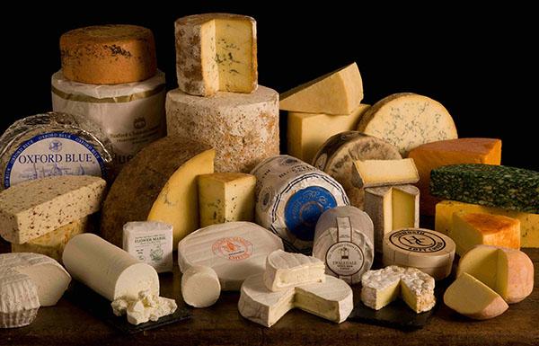 типы и классификация сыров